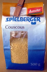 Zuckerschocker: Couscous